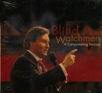 Donnie Swaggart - Blind Watchmen A Campmeeting Service