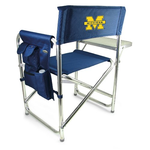 NCAA Michigan Wolverines Sports Chair