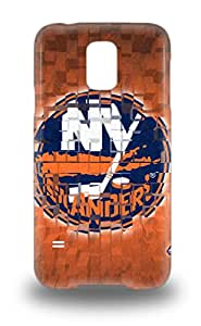 Galaxy Slim Fit Tpu Protector NHL New York Islanders Shock Absorbent Bumper Case For Galaxy S5 ( Custom Picture iPhone 6, iPhone 6 PLUS, iPhone 5, iPhone 5S, iPhone 5C, iPhone 4, iPhone 4S,Galaxy S6,Galaxy S5,Galaxy S4,Galaxy S3,Note 3,iPad Mini-Mini 2,iPad Air )