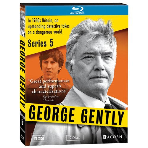 George Gently: Series 5 - Blu-ray
