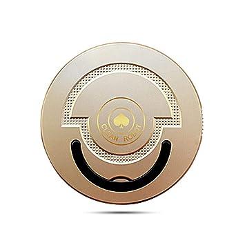 AOLVO Robot Aspirador Automático, Limpieza de Suelos Productos para El Hogar Inteligente, Absorber El Polvo, El Suelo, El Cabello y los Pedacitos de Papel: ...