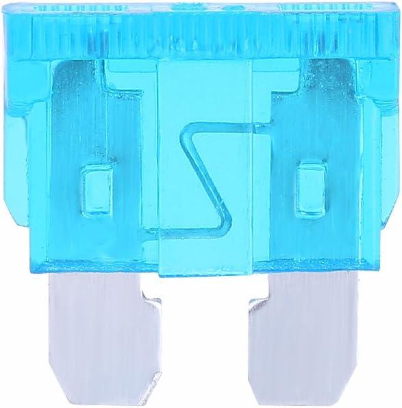 15A Car Fuse Blade /& TAP Fuse Holder Car Add-a-circuit Fuse TAP Adapter Set Mini