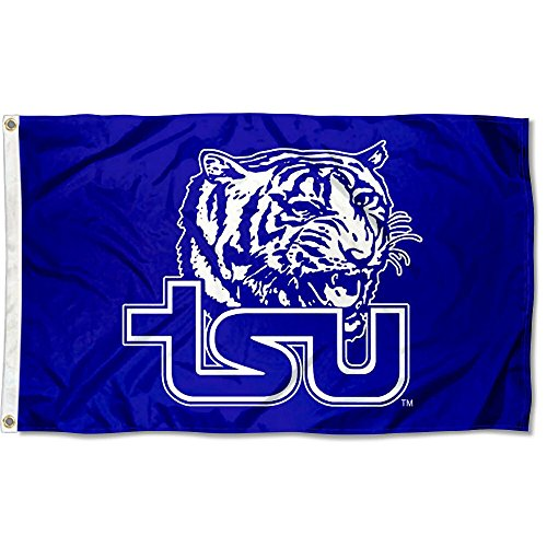 Tennessee State Tigers College Flag