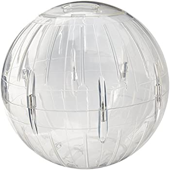 Amazon lees kritter krawler jumbo exercise ball 10 inch lees kritter krawler jumbo exercise ball 10 inch clear sciox Image collections
