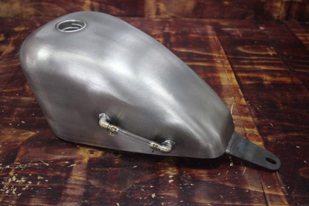 Oil Tupe Petrol Gas Fuel Tank For HONDA Sportster Steed400 600 Shadow VLX600