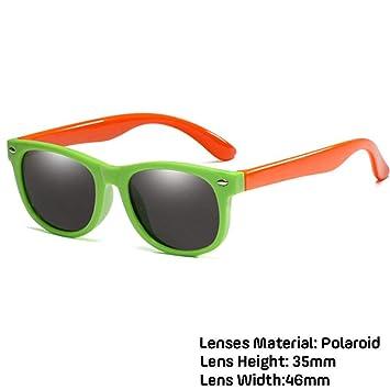 MINGW-Niños Gafas de Sol polarizadas Niños Chicas Gafas de ...