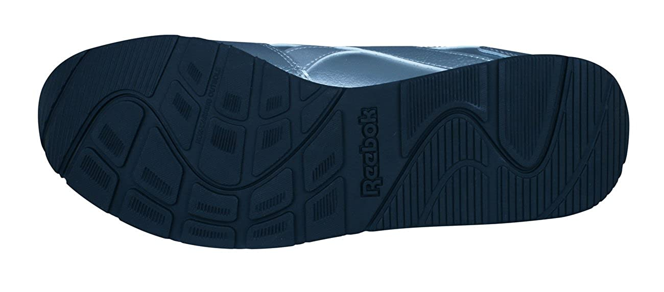 77b03d0318f Reebok Classic Royal Glide Womens Trainers Shoes-Silver-7.5  Amazon.co.uk   Shoes   Bags