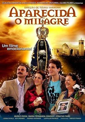 Amazon.com  Aparecida O Milagre (2010) (Tizuka Yamasaki) - Murilo ... 53e44c35ee210