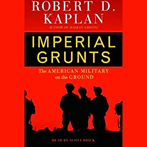 Imperial Grunts Audiobook