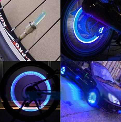 LUZ LED PARA BICICLETA LED PARA BICICLETA! MEGA óptica 2 ...