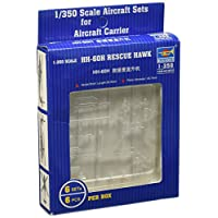 Trumpeter 1/350 USN HH60H Rescue Hawk Helicopter Set (6-Box)