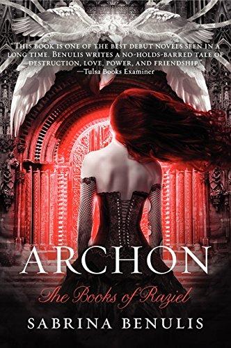 Download Archon: The Books of Raziel ebook