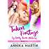 Taken Hostage by Kinky Bank Robbers: The red-hot menage 3-book bundle!