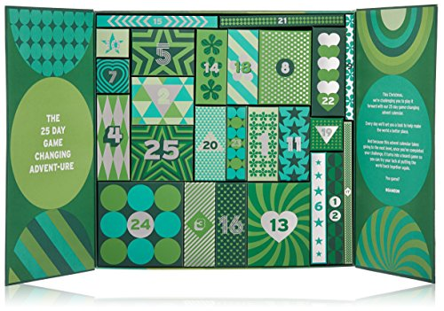 The Body Shop Premium Selection Advent Calendar, 24pc Gift Set of Feel-Good, Cruelty-Free, 100% Vegetarian Skincare, Body Care and Makeup Treats by The Body Shop