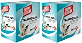 Cheap Simple Solution Training Pads for Dogs, Original, 23×24 Inch, 100 Count, 2 Pack