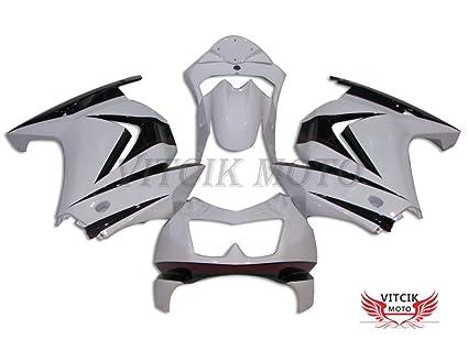 vitcik (Kits de carenado ajuste para Kawasaki 250 Ninja ...