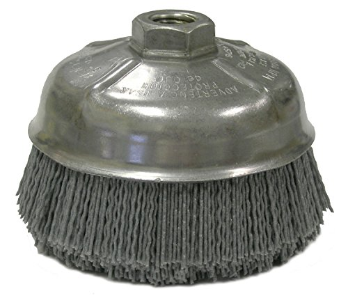 - Weiler 14576 Nylox Cup Brush, 5
