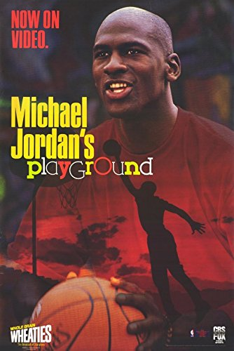 Michael Jordan's Playground 11 x 17 Movie Poster - Style A (Jordan Playground Poster)