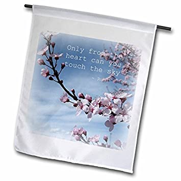 Wenyige8216 Inspiration Zen Cherry Blossom Rumi Floral