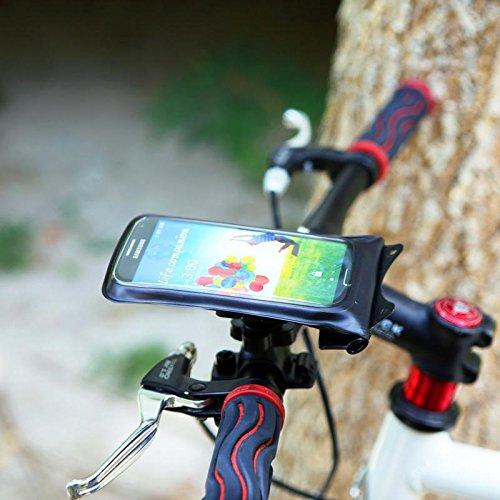 J3 V DiCAPac Action passend f/ür Samsung Galaxy J3 abnehmbare Handyh/ülle wasserdicht 10m IPX8 Fahrrad /& Motorrad Handyhalter//Lenkerhalterung 2017 J3 Emerge Handy-SportArmband J5 Handys