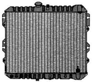 CSF 867 Radiator