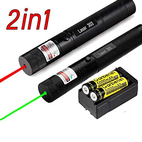 Hasy How Red And Green 303 Penlight High Power 2 In 1 L A S E R