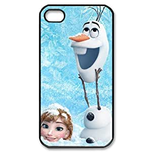 [StephenRomo] For Iphone 4 4S-Frozen Forever and Snow Man PHONE CASE 17