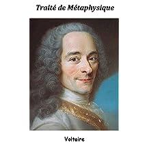 Traité de métaphysique (French Edition)