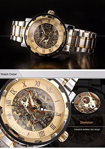 ALPS-Mens-Skeleton-Stainless-Steel-Mechanical-Watch-Dress-Watch