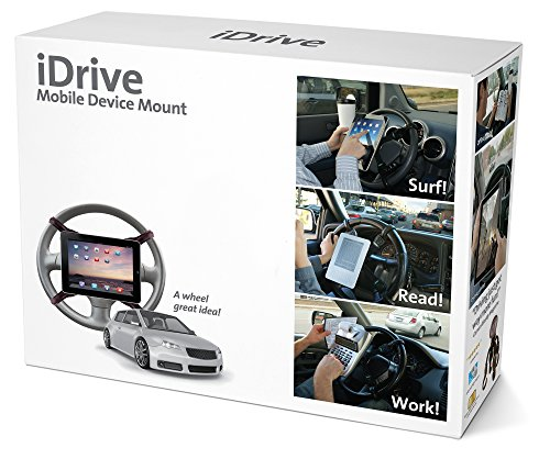iDrive – Driving Just Got A Lot More Fun