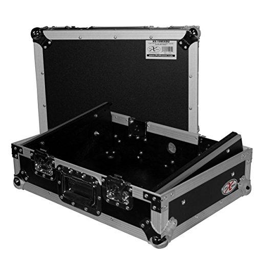 - ProX XS-19MIX8U 8U Top Mount 19in Slanted Mixer Case