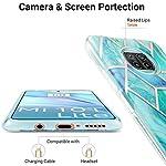 Custodia-protettiva-in-marmo-per-Xiaomi-Mi-10T-Lite-5G-con-motivo-marmo-IMD-morbida-e-flessibile-in-silicone-verde