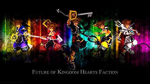 kingdom hearts 1 poster - 8