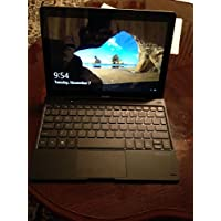 10.1 Nextbook-Touchscreen Intel Quad Core 2/32GB Bluetooth Webcam Wi-Fi HDMI Windows10 Tablet Laptop Combo