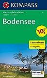KOMPASS Bodensee 1 : 35 000: Wanderkarten-Set. GPS-genau. (KOMPASS-Wanderkarten, Band 11)