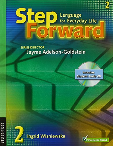 Step Forward 2 Student Book with Audio CD