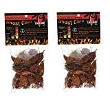 Ghost Chili Pods (1/2 oz) - 2 Pack