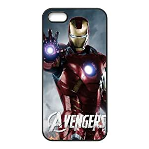 Iron Man iPhone 4 4s Cell Phone Case Black J1739690