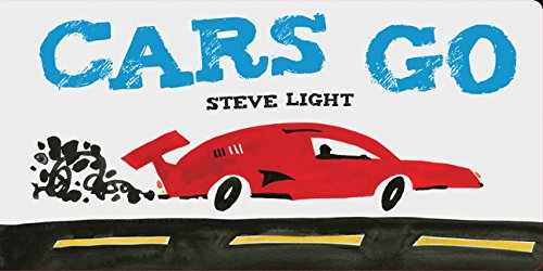 Cars Go (Vehicle Boardbooks)