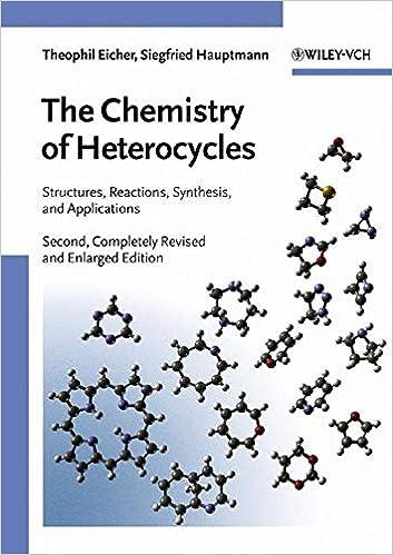 ผลการค้นหารูปภาพสำหรับ The Chemistry of Heterocycles .. Structure, Reaction, Syntheses