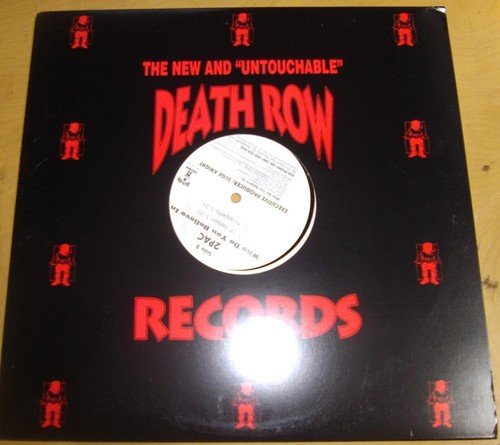 """2 PAC """"WHO DO YOU BELIEVE IN"""" 12"""" VINYL RECORD - Vintage Rare Look!!!"""