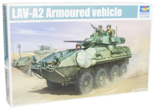 Trumpeter 1/35 LAV-A2 8x8 Light Armored ()