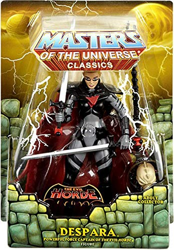 (Masters of the Universe Classics Despara Exclusive Action)