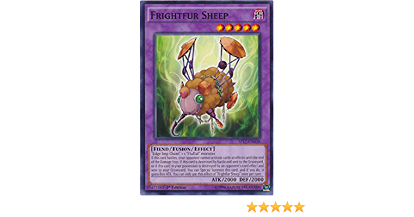 FRIGHTFUR SHEEP-FUEN-EN023 1ST EDITION NM