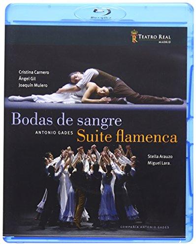 Cristina Carnero - Bodas de Sangre (Blu-ray)