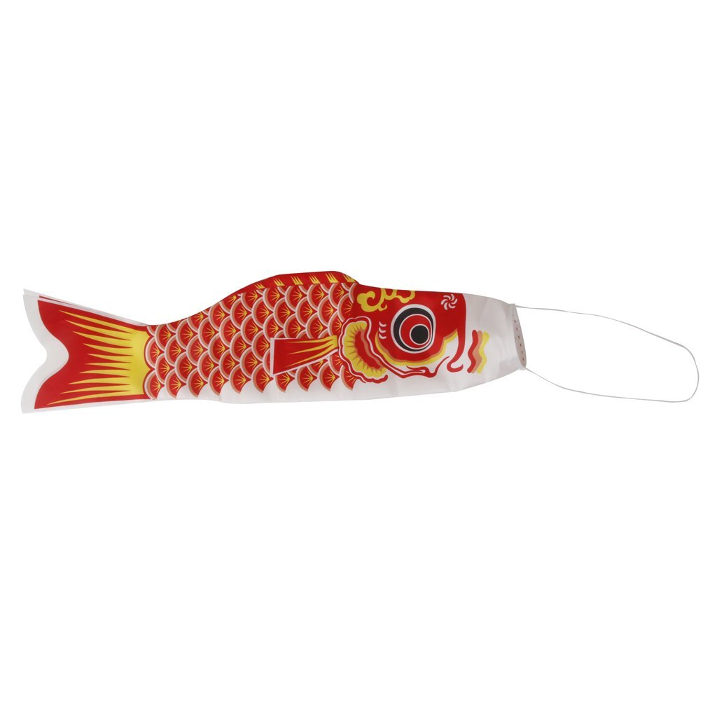70cm Windsack Karpfen Flag Koinobori Segelfisch Fischwind Streamer ...