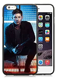 Case For iPhone 6 Plus,SUPERNATURAL 1 Black iPhone 6 Plus (5.5) TPU Case Cover