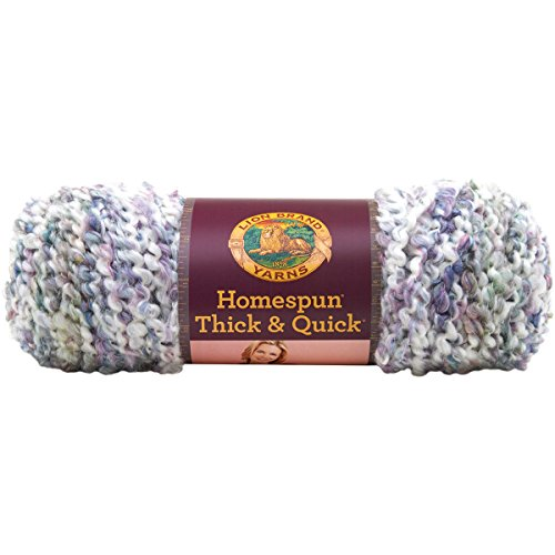 Price comparison product image Lion Brand Homespun Thick & Quick Yarn (315) Tudor,  Tudor