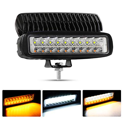 6 Inch Led Offroad Lights