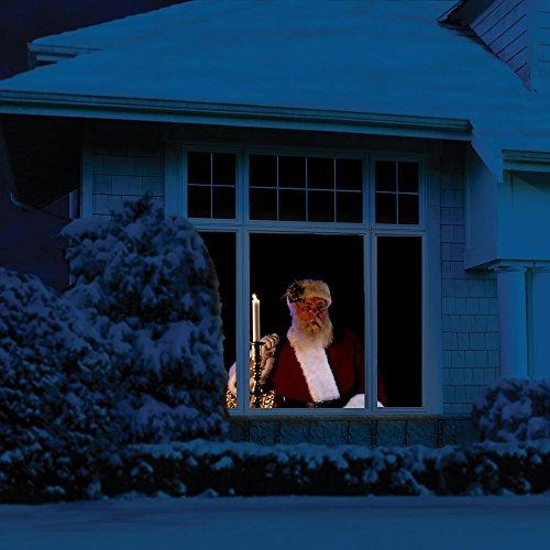 Kringle Bros Christmas Window Decoration Kit Includes 800